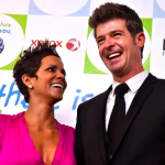 Halle Berry and Robin Thicke -- Photo credit Venus Bernardo
