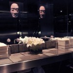 Katsuya Bathroom Mirrors: Halloween Trick?