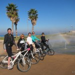 Biking Tel Aviv Promenade
