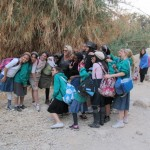 Ein Gedi Hike