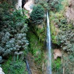David&#039;s Waterfall at Ein Gedi