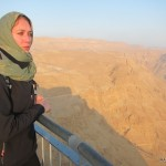 Contemplation at Masada