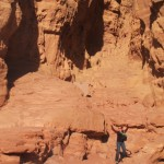 Solomon&#039;s Pillars at Timna