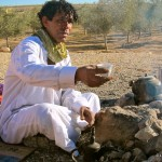 Bedouin hospitality