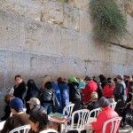 Western &quot;Wailing&quot; Wall, Jerusalem