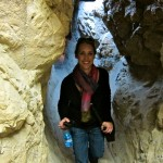 In Hezekiah&#039;s Tunnels, Jerusalem