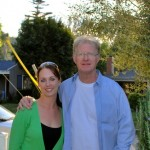 "Being Green. Recent interview with ""green"" man, Ed Begley, Jr., Los Angeles"