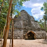 Ruins at Coba