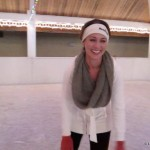 Skating at Tenaya Lodge