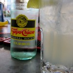 Topo Chico + Tequila = Perfection