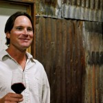 Winemaker Nathan Vader
