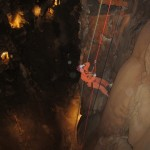 Rappeling Moaning Caverns