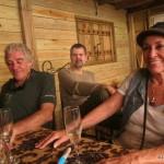 Artist owners of Gallery Inn