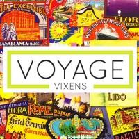 Voyage Vixens logo