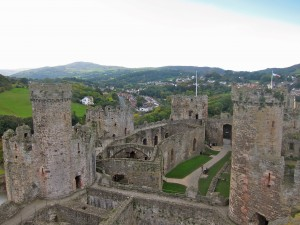 Off to Go Castle-Hopping in Wales