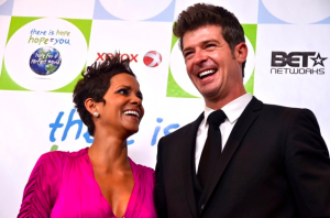 Halle Berry Creates Hope at Silver Rose Gala